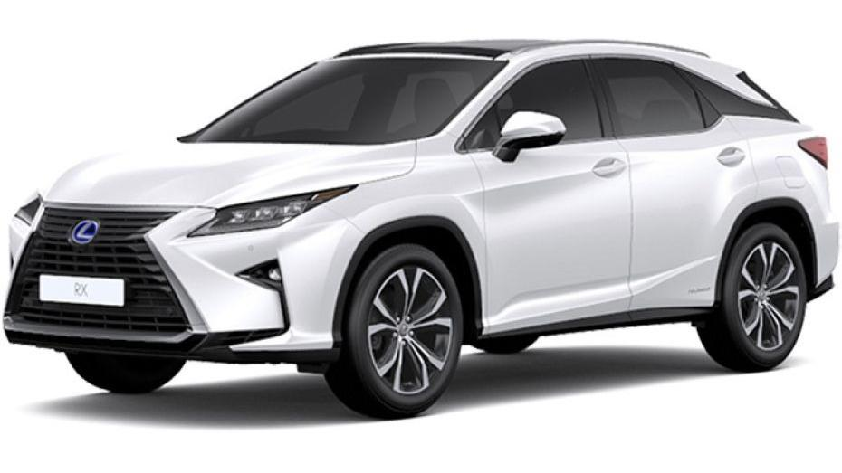 Lexus RX (2018) Others 001
