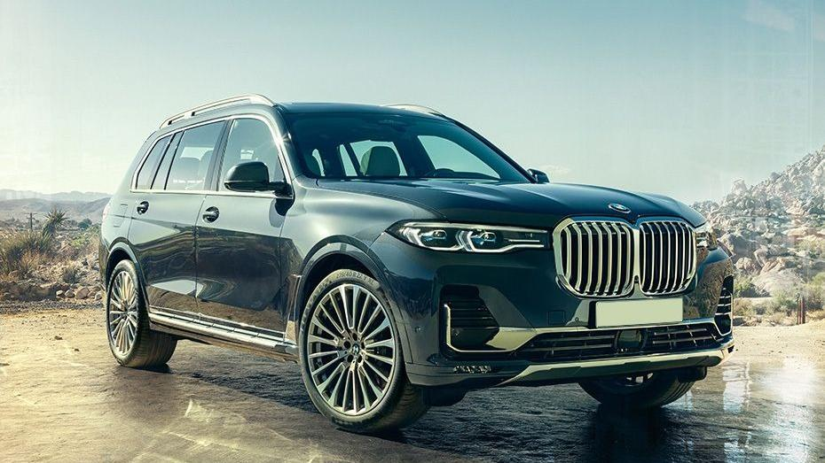 BMW X7 (2019) Exterior 004