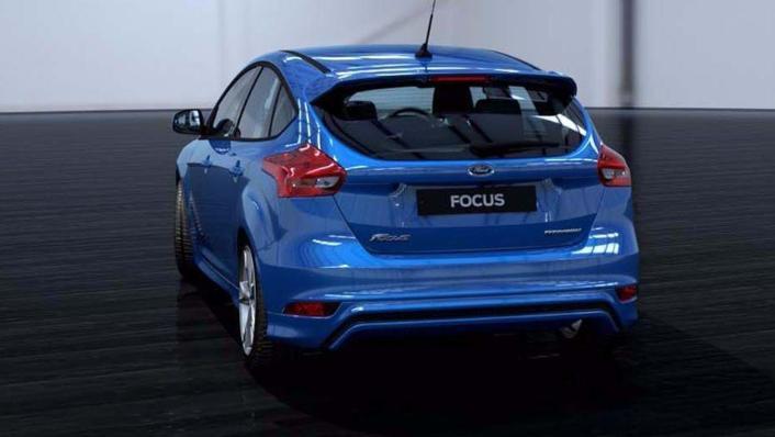 Ford Focus Sedan (2017) Exterior 008