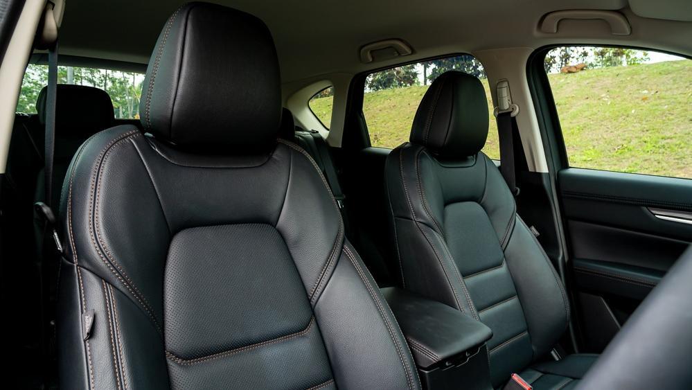 2019 Mazda CX-5 2.5L TURBO Interior 035