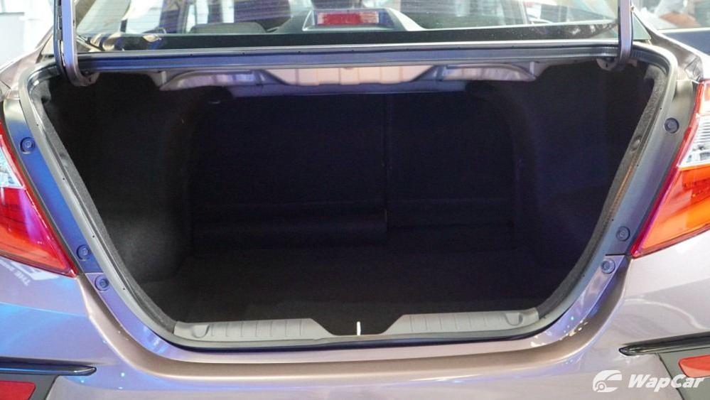 2020 Perodua Bezza 1.0 G (M) Interior 039
