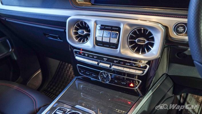 2020 Mercededs-Benz G-Class 350 d Interior 004
