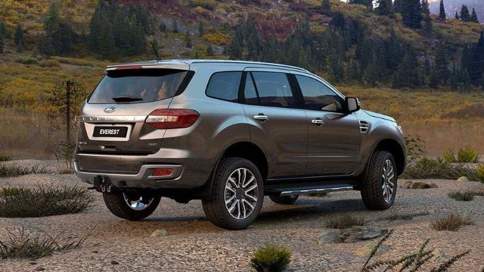 Ford Everest (2017) Exterior 006