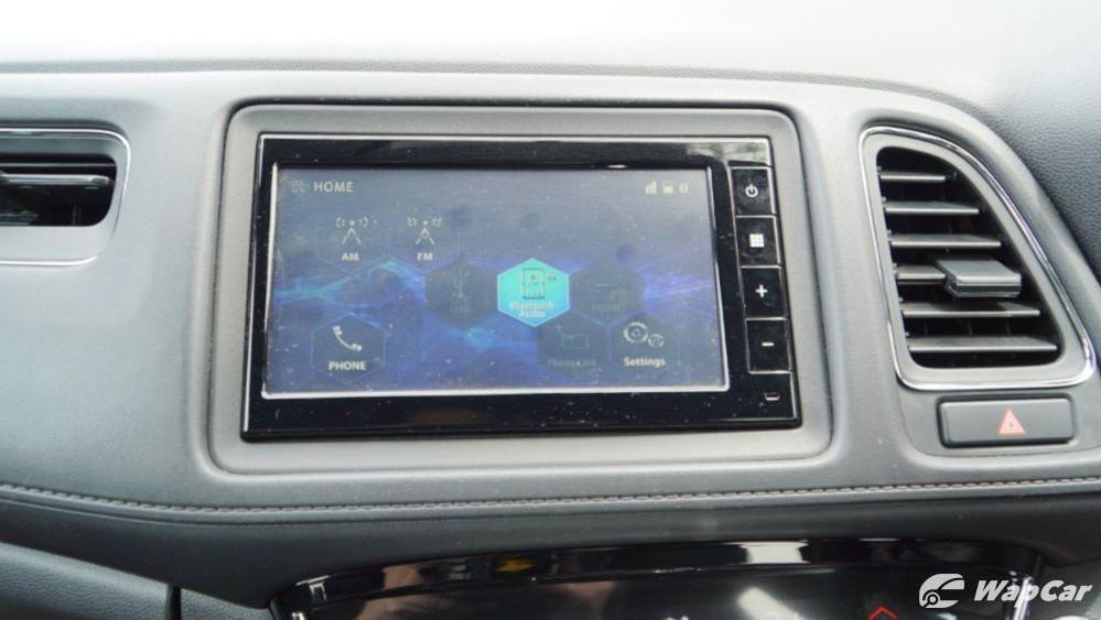 2019 Honda HR-V 1.8 RS Interior 012