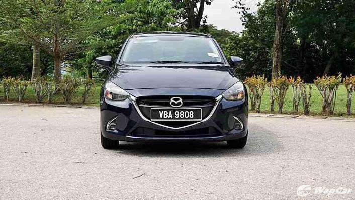 2018 Mazda 2 Hatchback 1.5 Hatchback GVC Mid-spec Exterior 002