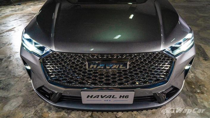 2021 Haval H6 Upcoming Version Exterior 005