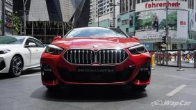 2020 BMW 2 Series 218i Gran Coupe Exterior 002