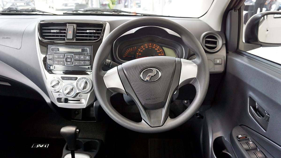 2019 Perodua Axia GXtra 1.0 AT Interior 003