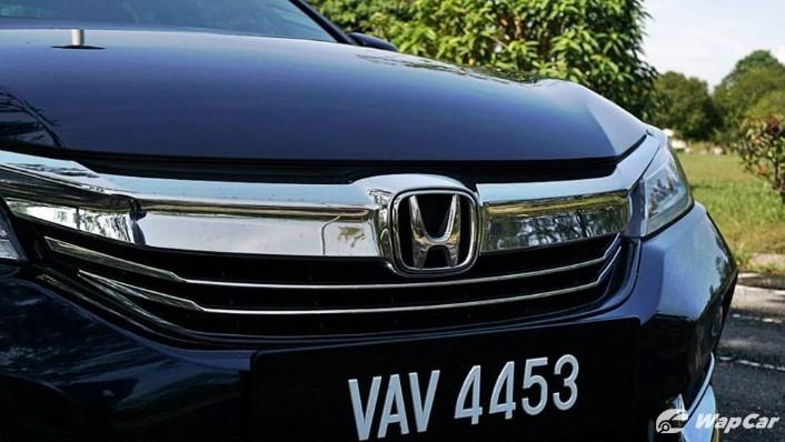 2018 Honda Accord 2.4 VTi-L Advance Exterior 010