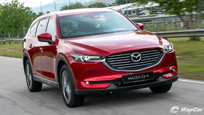 Mazda CX-8 Public (2019) Exterior 002