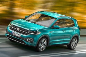 Volkswagen T-Cross Coupe Will Be Unveiled!