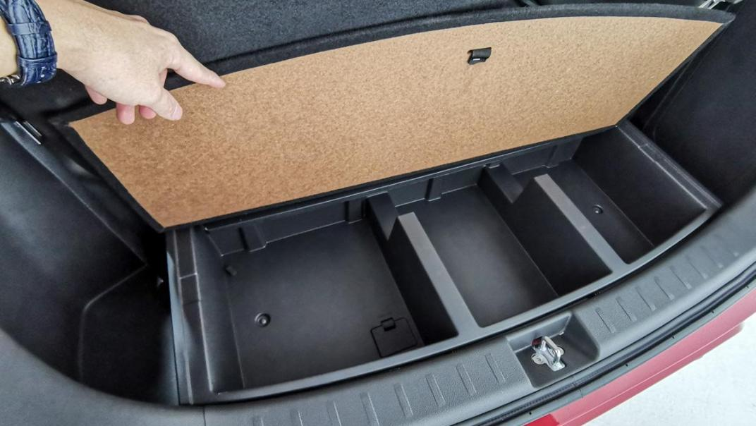 2020 Mitsubishi Xpander 1.5 L Interior 058
