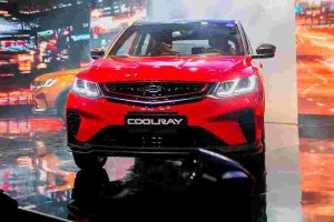 """Check out the Geely Binyue/Proton """"X50"""" in Philippines, the Geely Coolray"""