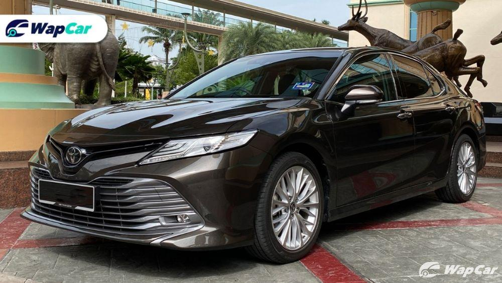 Owner Review: Superior Ride Quality Approved by Adrian - My Toyota Camry 01