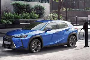 Fully-electric 2021 Lexus UX 300e launched in Indonesia; marks ASEAN debut