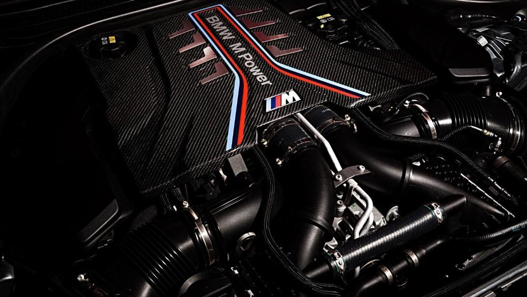 2020 BMW M5 Interior 004
