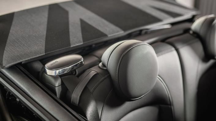 2021 MINI Convertible Cooper S Interior 006