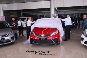 Perodua Myvi S-Edition di Brunei tidak mendapat pengesahan oleh Perodua Malaysia?