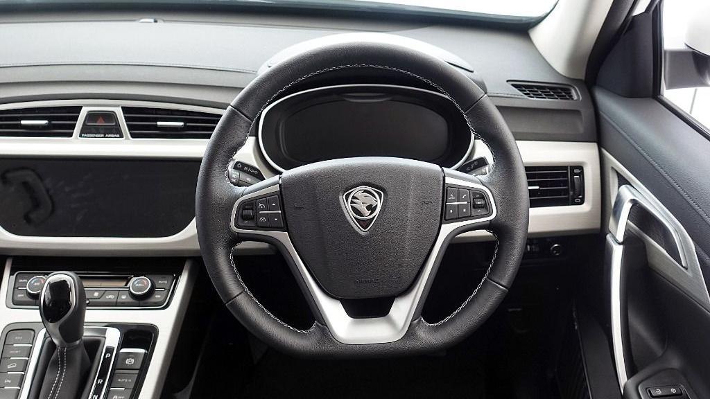 2018 Proton X70 1.8 TGDI Executive AWD Interior 007