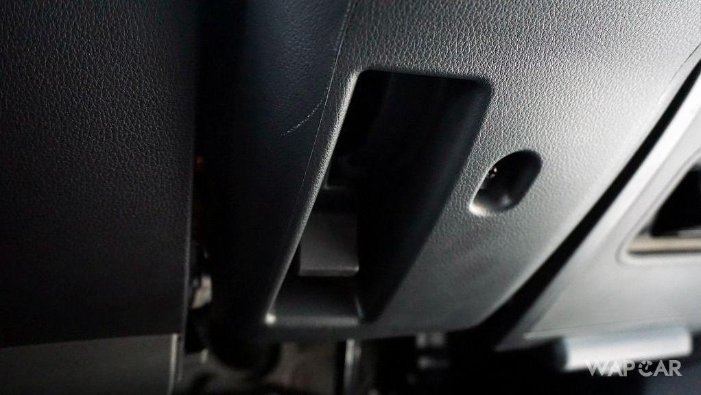 Perodua Aruz (2019) Interior 007