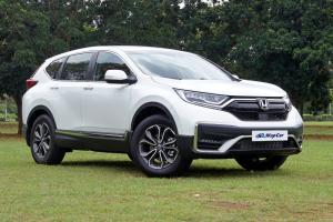 Ratings: 2020 Honda CR-V 1.5 TC-P 4WD - Still an excellent all-rounder