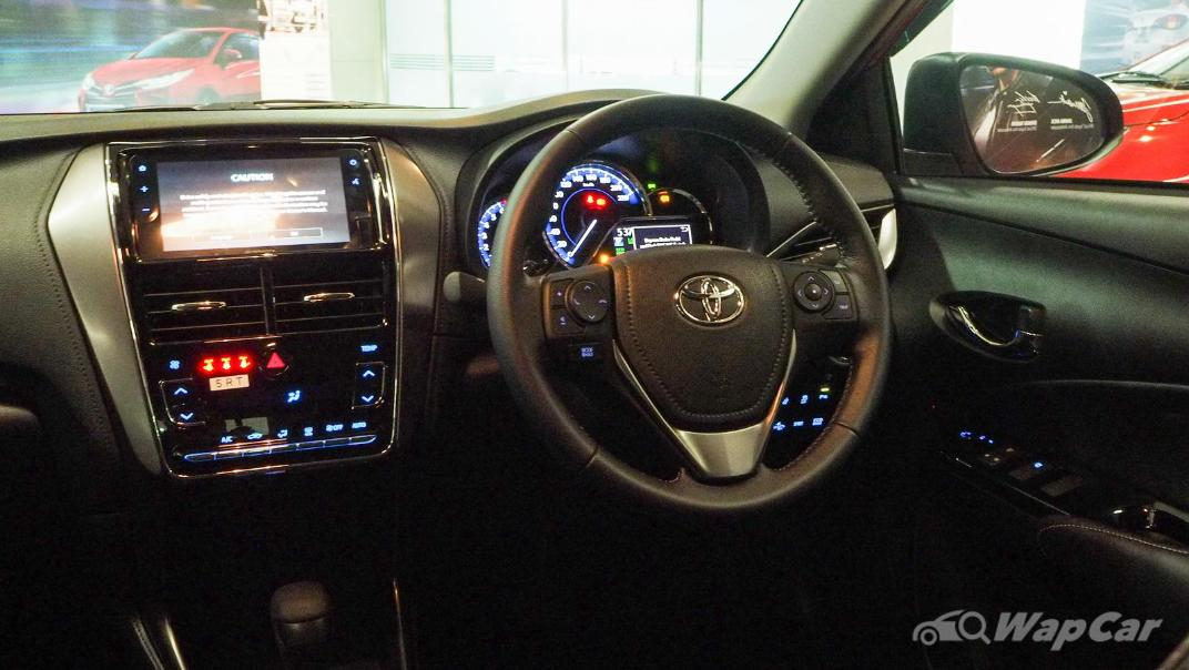 2021 Toyota Vios 1.5G Interior 003