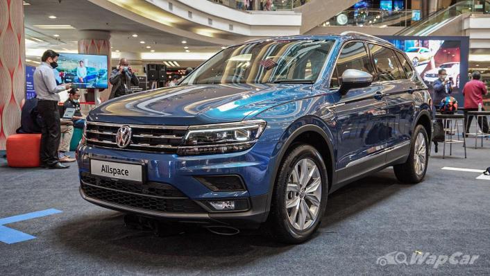 2020 Volkswagen Tiguan Allspace 2.0TSI R-Line Exterior 001
