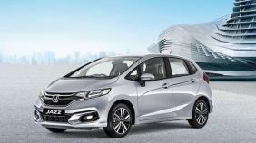 Honda Jazz (2018) Exterior 001
