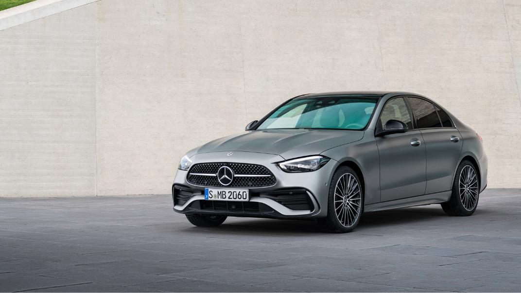 2021 Mercedes-Benz C-Class W206 Upcoming Version Exterior 028