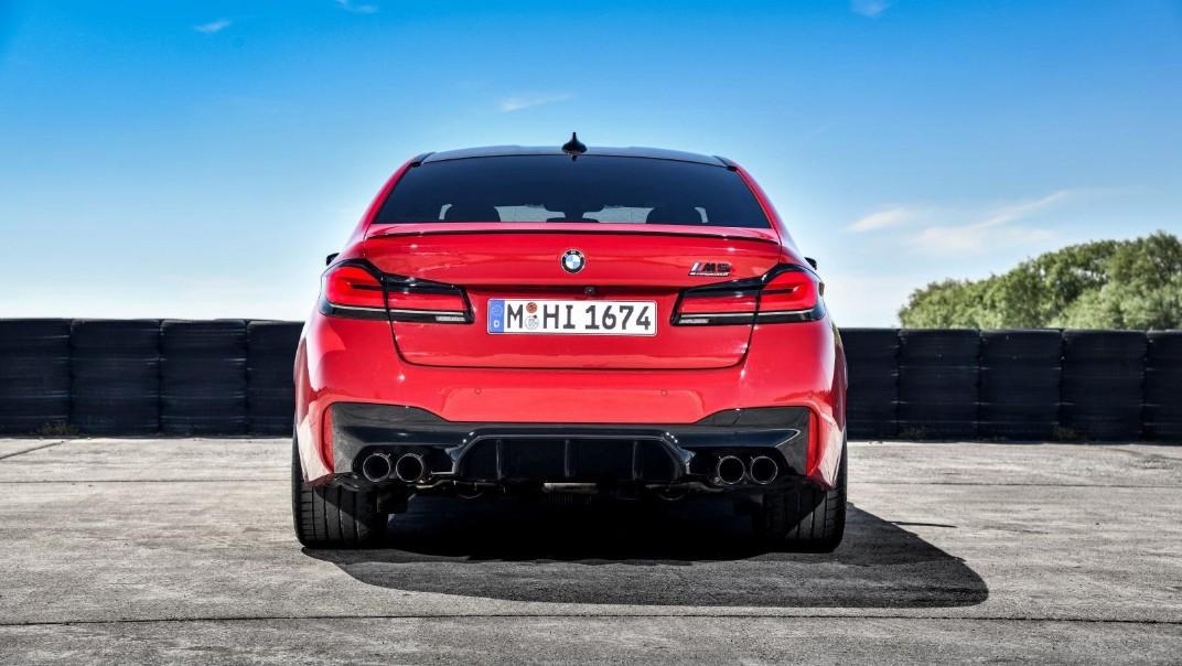 2020 BMW M5 Exterior 069