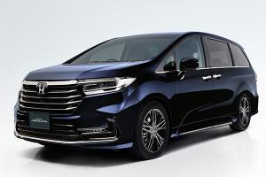 New 2021 Honda Odyssey introduces Star Wars tech to open doors