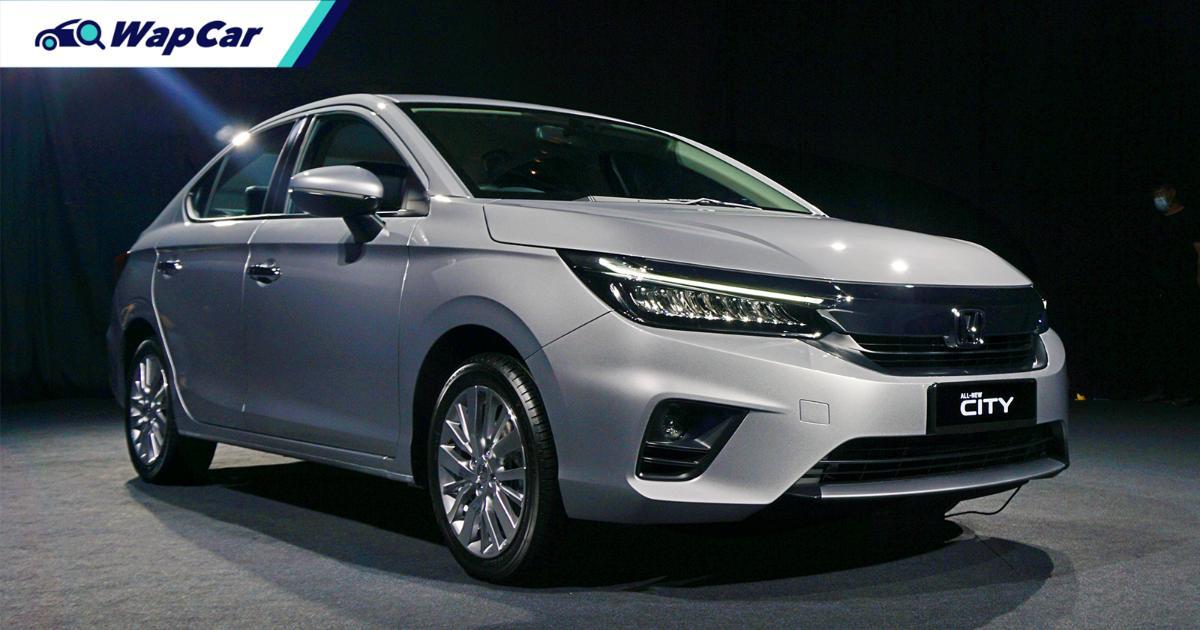 2020 Honda City 1.5L V – Best bang-for-the-buck variant? 01