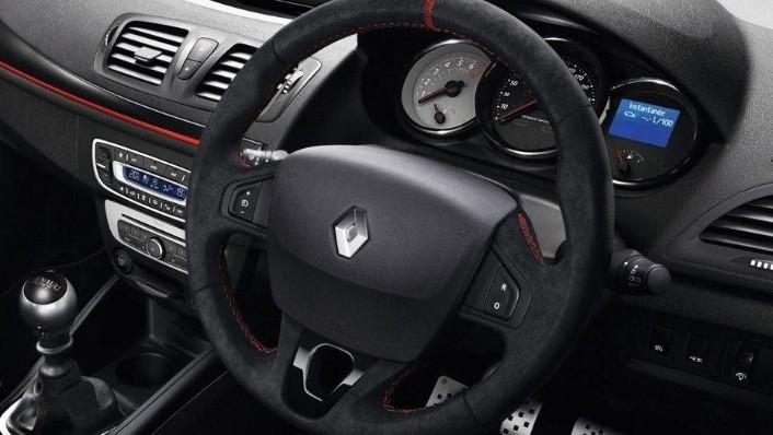 Renault Megane RS  Public (2015) Interior 002