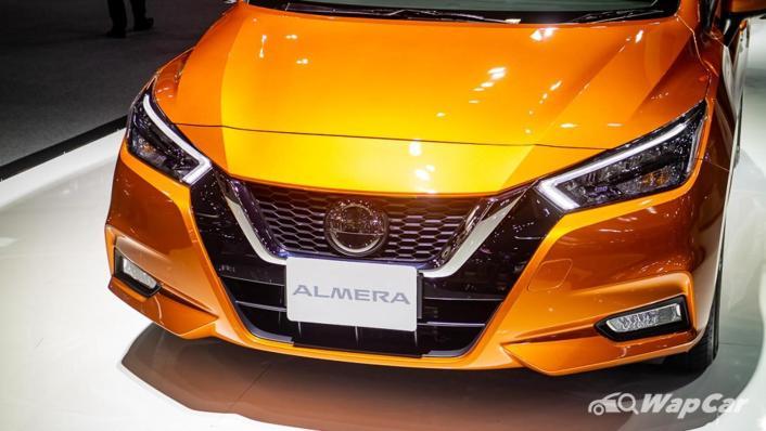 2020 Nissan Almera Public Exterior 007