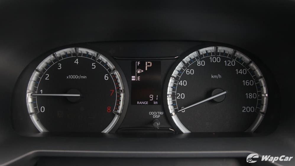 2019 Toyota Rush 1.5S AT Interior 004
