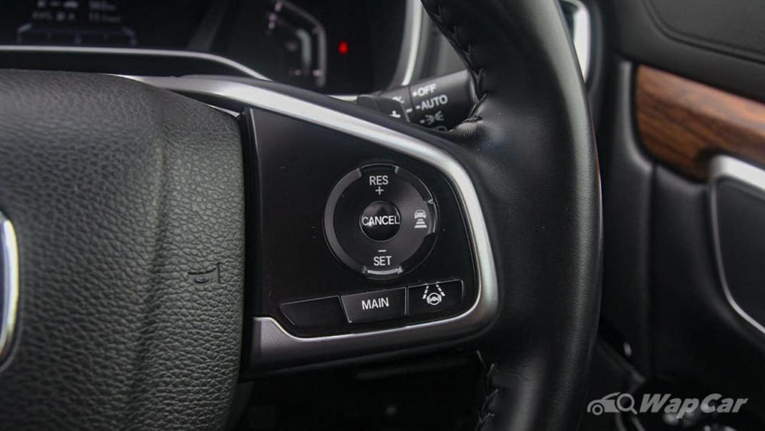 2019 Honda CR-V 1.5TC Premium 2WD Interior 005