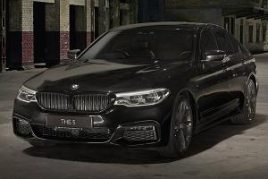 The name is so long, only 36 of you can buy it - the BMW 530i M Sport Dark Shadow Edition, priced from RM 392k