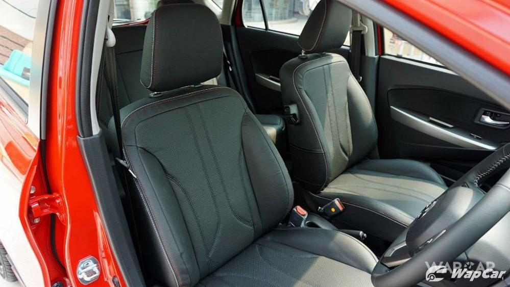 Perodua Myvi (2018) Interior 021