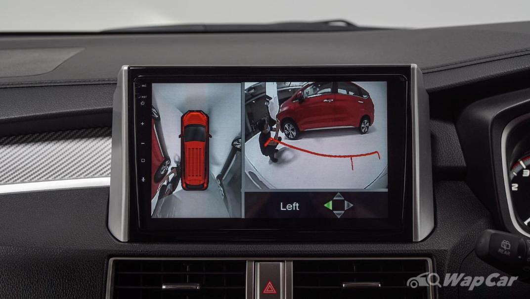 2020 Mitsubishi Xpander 1.5 L Interior 024