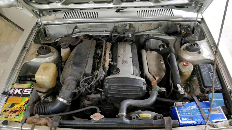 Toyota 4A-GE 16V/20V - legendary 'tofu delivery' engine, what makes them great? 02