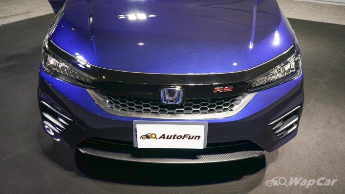 2021 Honda City International Version Exterior 005