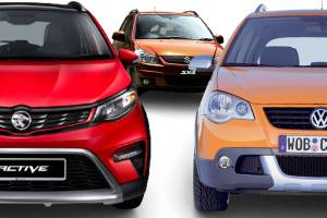 Before the Proton Iriz Active, the CrossPolo and SX4 tried to jack up a niche trend in Malaysia