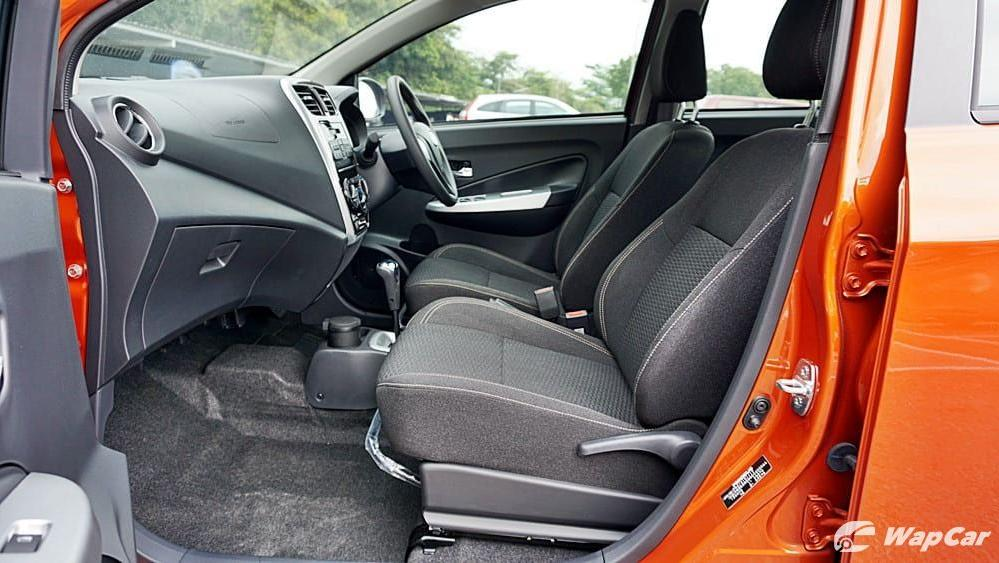 2019 Perodua Axia Style 1.0 AT Interior 019
