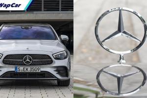 Mercedes-Benz E-Class W213 2021 – tiada lagi lambang kemegahan di bonet