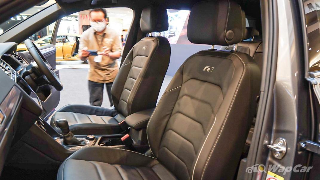 2020 Volkswagen Tiguan Allspace 2.0TSI R-Line Interior 008