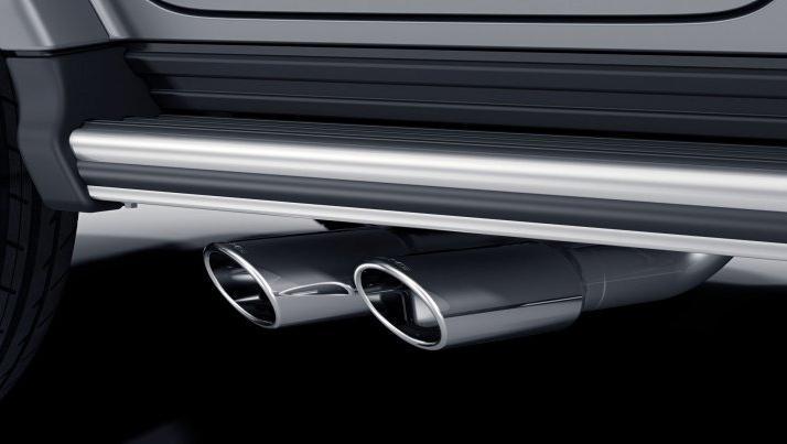 Mercedes-Benz AMG G-Class (2019) Exterior 010