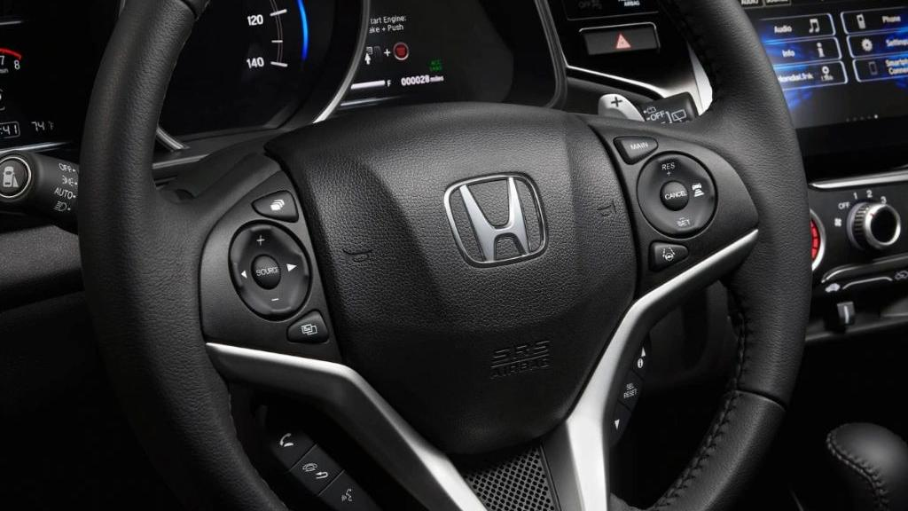 Honda Jazz (2019) Interior 002