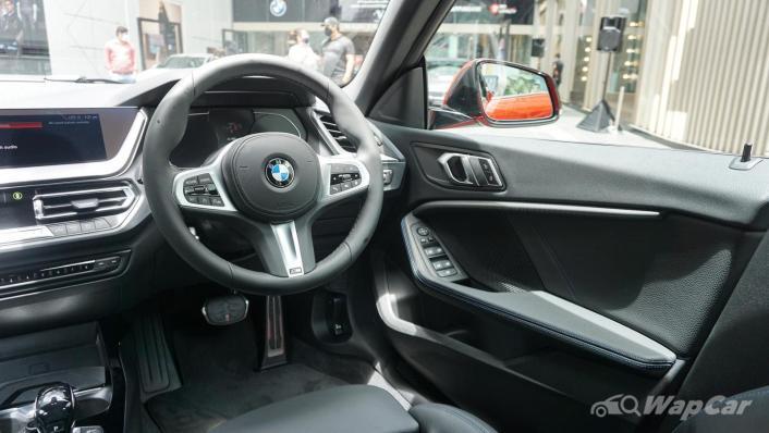 2020 BMW 2 Series 218i Gran Coupe Interior 004