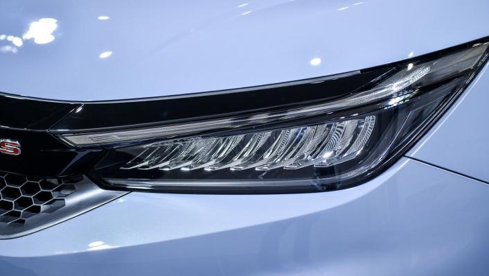 2021 Honda City Hatchback International Version Exterior 009