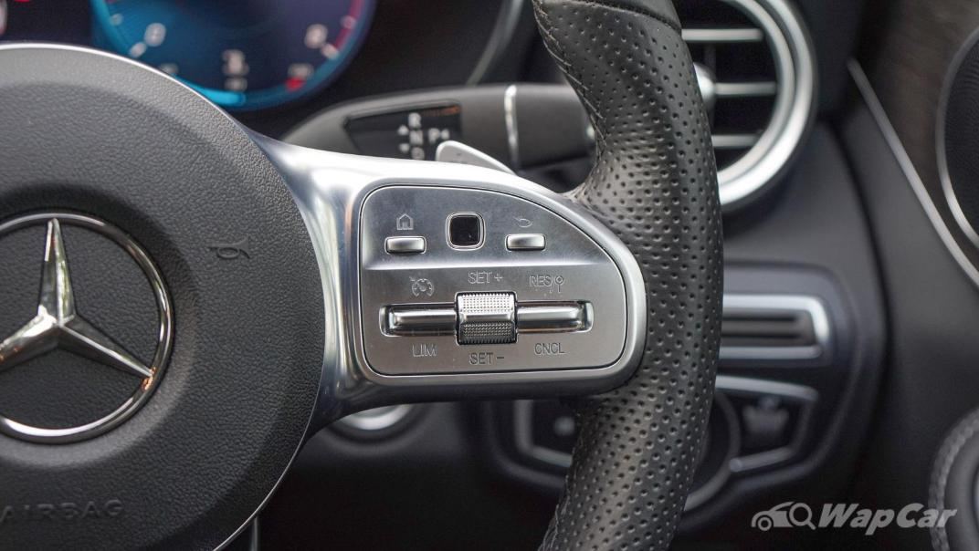 2020 Mercedes-Benz C-Class C 200 AMG Line Interior 014